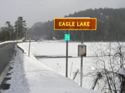 2013 Condon Lake Snow Pictures